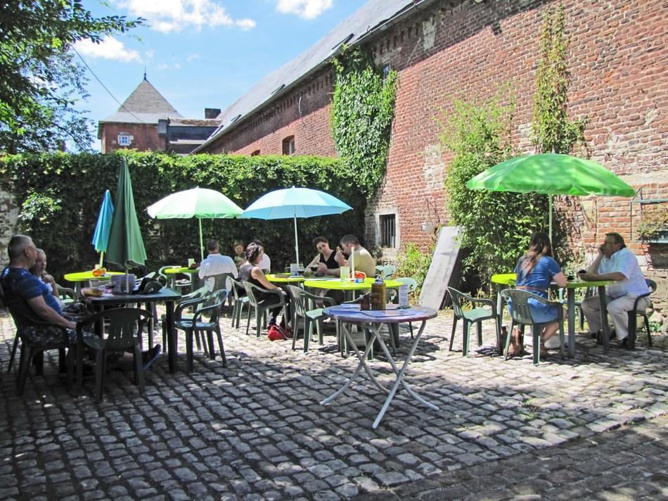 Taverne terrasse