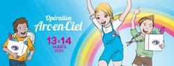La 67ème Opération Arc-en-Ciel se réinvente pour offrir des loisirs à tous les enfants !