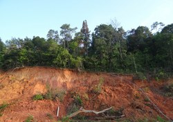Inondations – Effondrement de sol et glissement de terrain : que faire ?