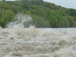 """Rubrique spéciale """"inondations"""" sur le portail Wallonie.be"""