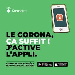 Application Coronalert